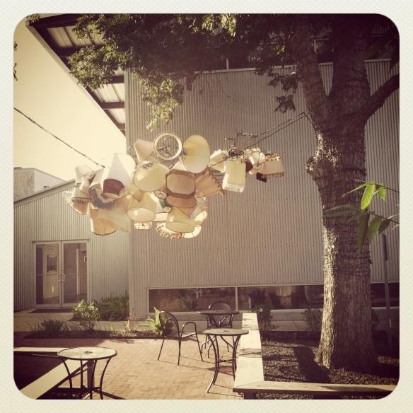 art installation Houston Art League
