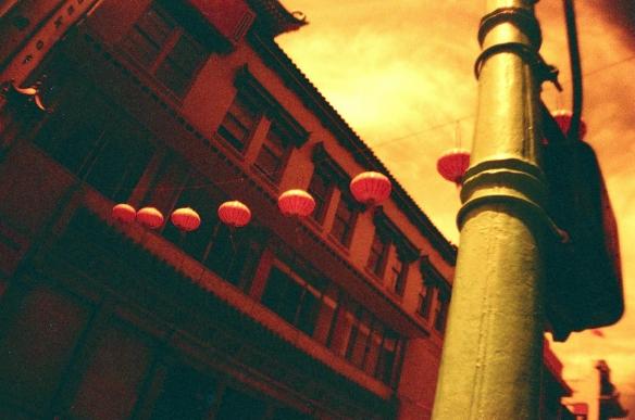 china town by Katariina Fagering