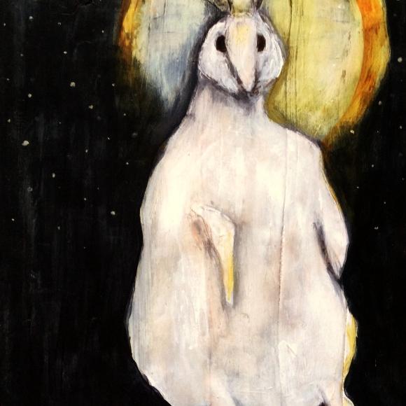 rabbit-and-moon